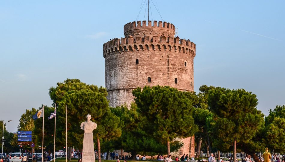 What to visit in Thessaloniki in one day?