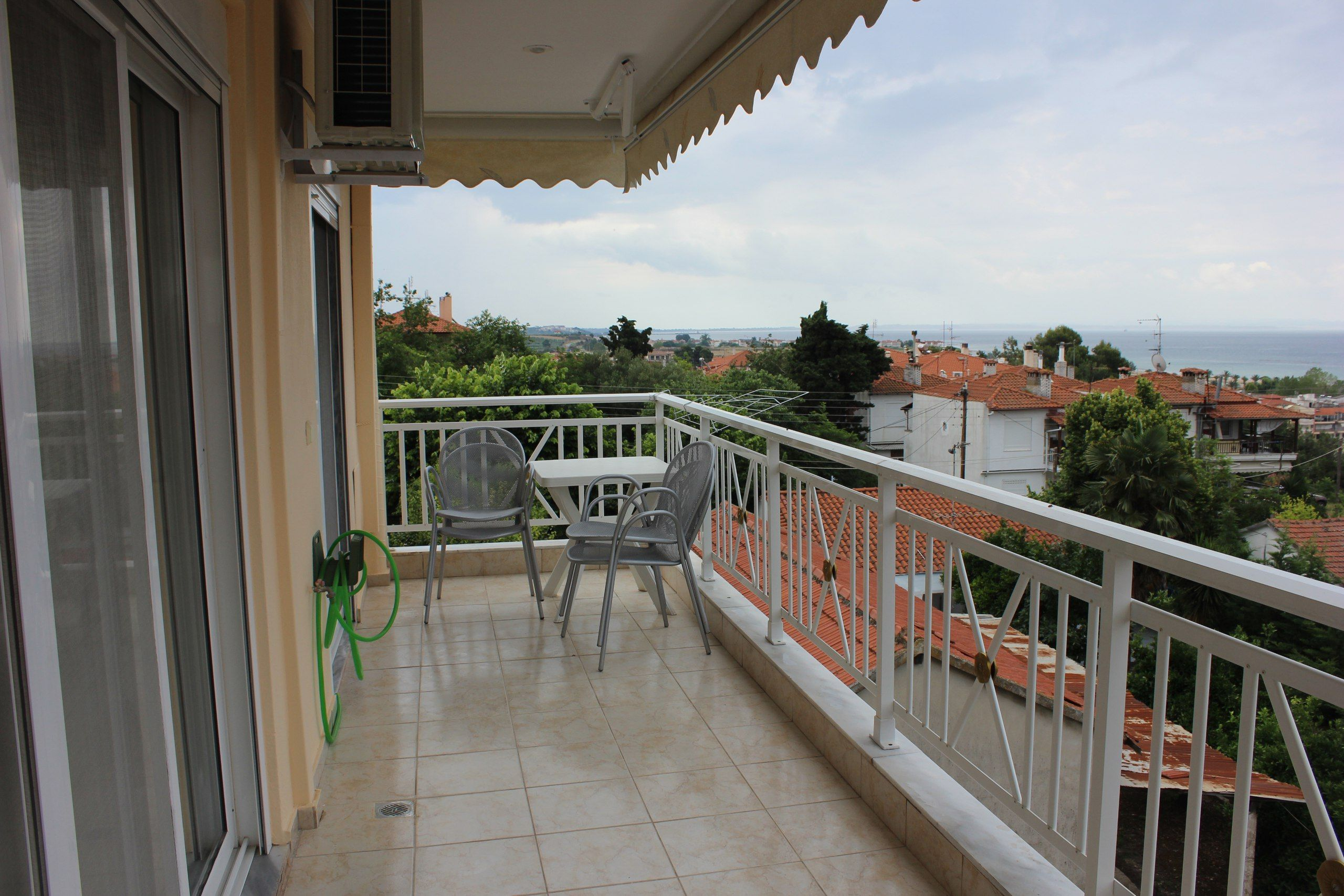 Apartment with sea view 5