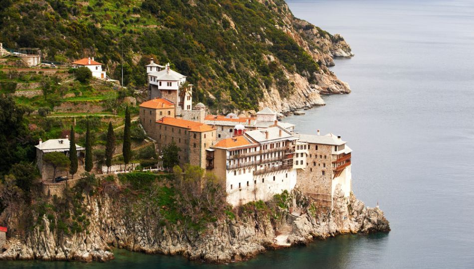 Sights of the Mount Athos and how to visit it