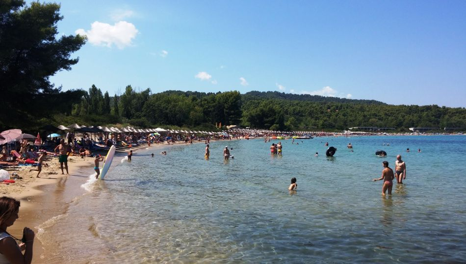 Chrousso (Xenia) beach