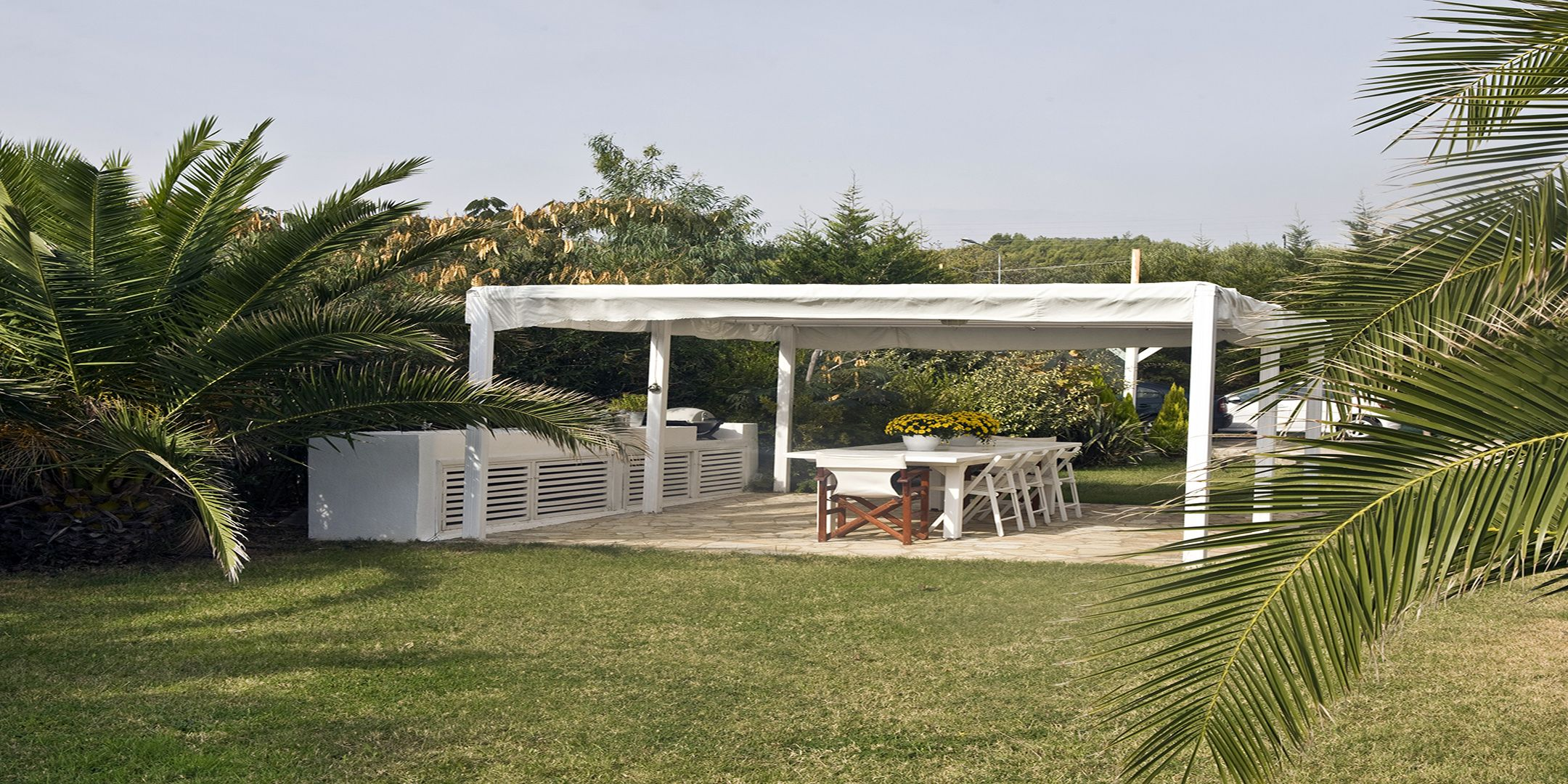 Cornetto Beachfront Villa