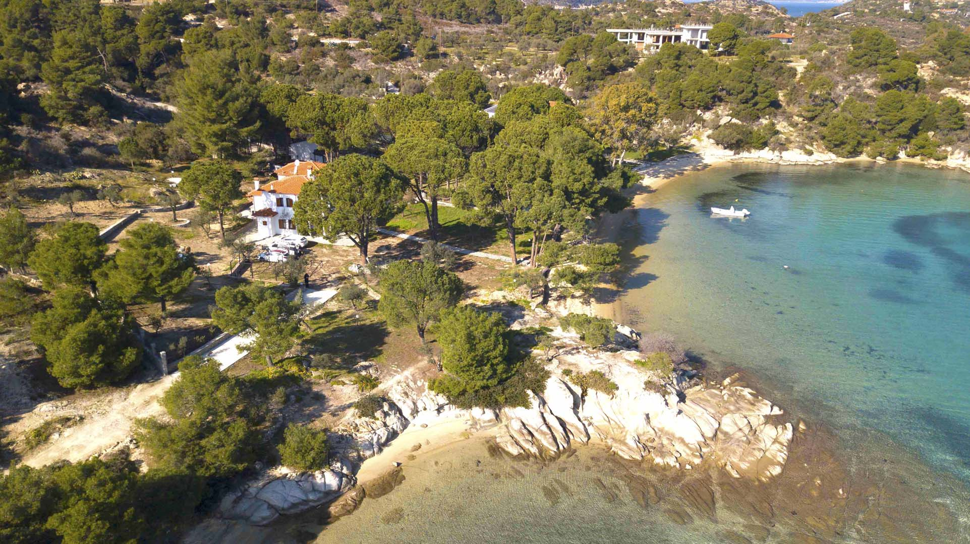 Filyra Private Beach Villa